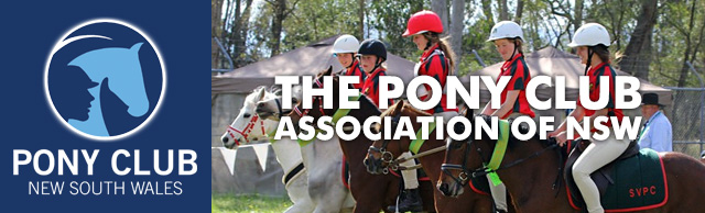 The Pony Club Association of NSW