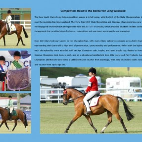 2019 Yearbook Showriding