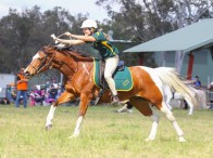 2014 State Mounted Games Championship. Ashleigh Truscott Photography.