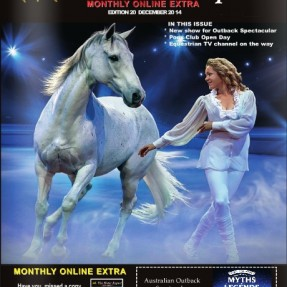 The Horse Report December Issue