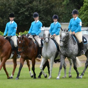Team of Fours from Zone 24. Photo Coutesy of Xpoze Photography