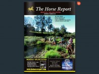 Horse report march