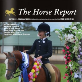 The Horse Report June Issue