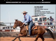 The Horse Report August Issue
